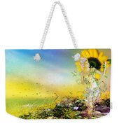 They Call Me Summer Weekender Tote Bag by Mary Hood