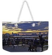 They Came To Look Weekender Tote Bag