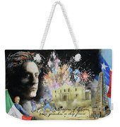 They Dreamed Of Texas Weekender Tote Bag