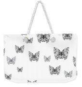 They Might Be Butterflies Weekender Tote Bag