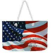 They Sell Us Out Weekender Tote Bag