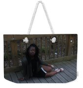Thic B 5  Weekender Tote Bag