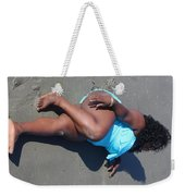 Thick Beach 2 Weekender Tote Bag
