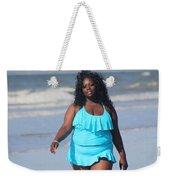 Thick Beach 7 Weekender Tote Bag