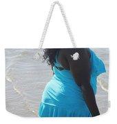 Thick Beach 8 Weekender Tote Bag