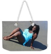 Thick Beach  Weekender Tote Bag