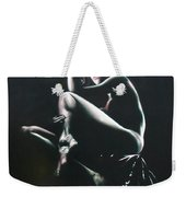 Thinker Weekender Tote Bag