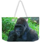 Thinking Weekender Tote Bag