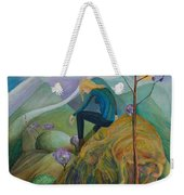 Thinking Place Weekender Tote Bag