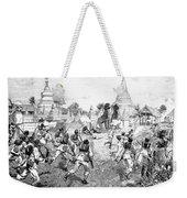 Third Burmese War, 1885 Weekender Tote Bag
