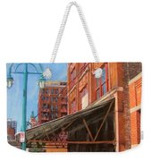 Third Ward - Broadway Awning Weekender Tote Bag