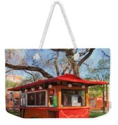 Third Ward - Popcorn Wagon Weekender Tote Bag