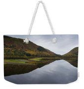 Thirlmere From A Low Altitude Weekender Tote Bag