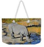 Thirsty Rhino Weekender Tote Bag