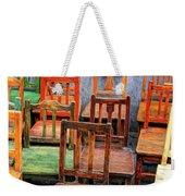 Thirteen Chairs Weekender Tote Bag