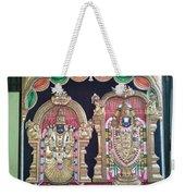 Thirupathi Weekender Tote Bag