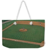 This Is Bill Meyer Stadium. There Weekender Tote Bag