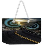 This Is Only The Beginning Weekender Tote Bag