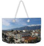 This Is Sparta Weekender Tote Bag