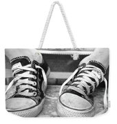This Is The Heat Of The Moment Weekender Tote Bag