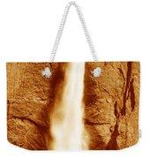 This Is Upper Yosemite Falls Weekender Tote Bag