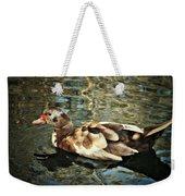 This Little Duck Weekender Tote Bag