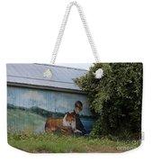 This Old Barn 3 Weekender Tote Bag