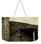 This Old Cabin Weekender Tote Bag