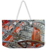 This Round Will Do It Weekender Tote Bag