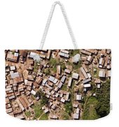 This Small But Dense Town Is Located Weekender Tote Bag