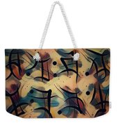 This Vision Then Weekender Tote Bag