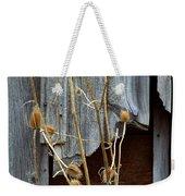 Thistle And Wood Weekender Tote Bag