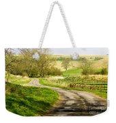 Thixendale Road  North Yorkshire Weekender Tote Bag
