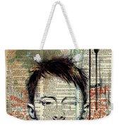 Thom Yorke Weekender Tote Bag