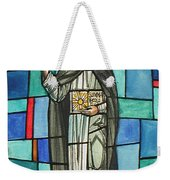 Thomas Aquinas Italian Philosopher Weekender Tote Bag