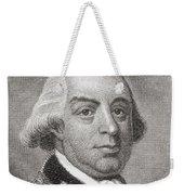 Thomas Gage, 1719 To1787. British Weekender Tote Bag