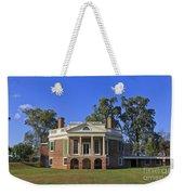 Thomas Jefferson's Poplar Forest Weekender Tote Bag