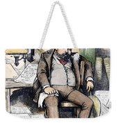 Thomas Nast (1840-1902) Weekender Tote Bag
