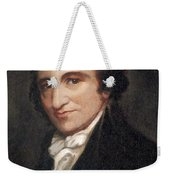 Thomas Paine, American Founding Father Weekender Tote Bag