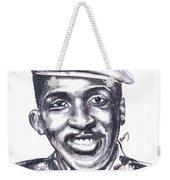 Thomas Sankara 02 Weekender Tote Bag