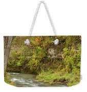 Thompson Creek Autumn 1 B Weekender Tote Bag