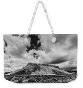 Thompson Springs Gathering Thunderstorm - Utah Weekender Tote Bag