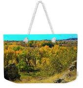 Thompson Valley Overlook Weekender Tote Bag