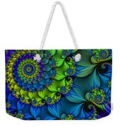 Thorn Flower Weekender Tote Bag