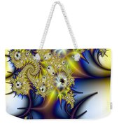 Thorned Flower Weekender Tote Bag