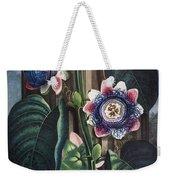 Thornton: Passion-flower Weekender Tote Bag