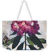 Thornton: Rhododendron Weekender Tote Bag