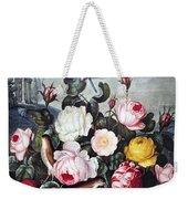 Thornton: Roses Weekender Tote Bag