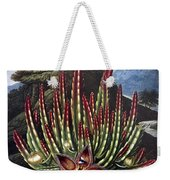 Thornton: Stapelia Weekender Tote Bag