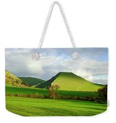 Thorpe Cloud From Bunster Hill Weekender Tote Bag